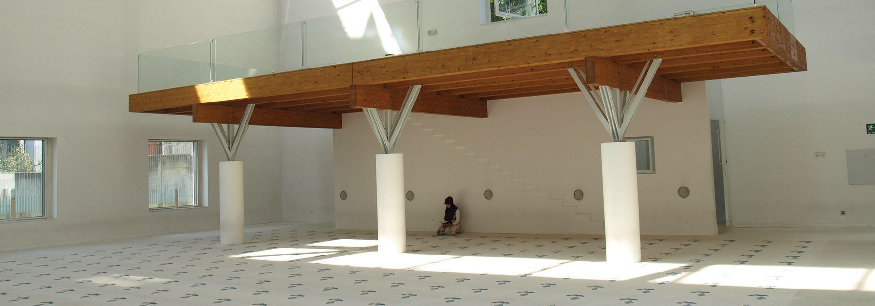 Behram Bey's madrasah mosque