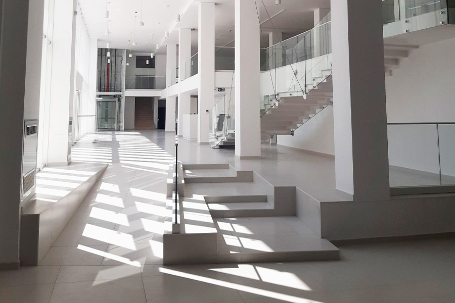 Spiritual and cultural center