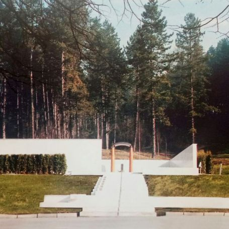 Monument to the defenders of Tuzla, 1998-2001